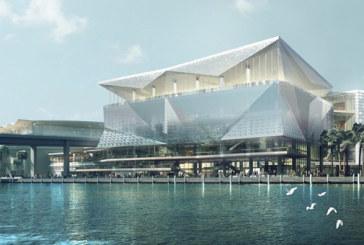 Sidney Uluslararası Kongre Merkezi'nin yapımına başlanıyor