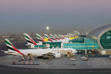 Dubai Havalimanı yolcusu artmaya devam ediyor