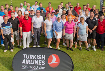 Dünyanın en iyi golfçüleri Turkish Airlines Open 2014 için Antalya'da