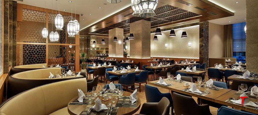 DoubleTree by Hilton Malatya Meliddu Restaurant