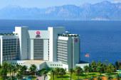 Antalya'nın şehir oteli Akra Barut açıldı