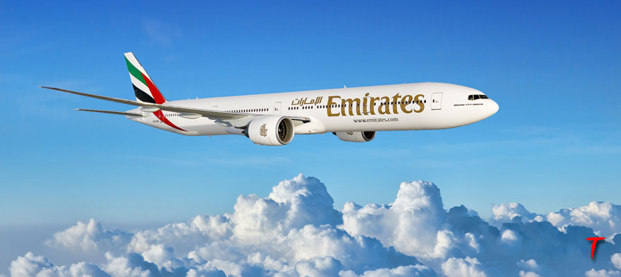 emirates boeing 777 300 ER fleet