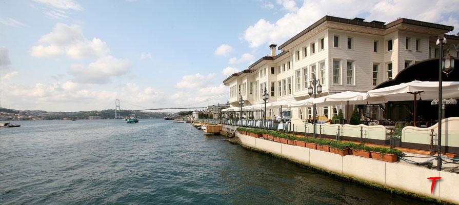 les ottomans hotel outside bosphorus