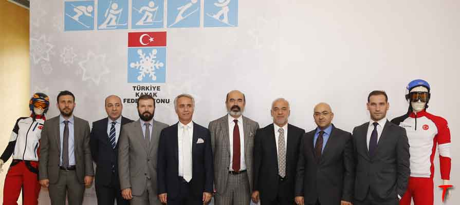 turkiye kayak federasyonu tkf yonetim kurulu