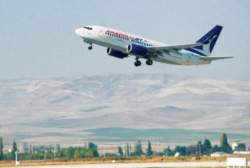 SON DAKİKA: 8 Ocak 2015 iptal olan Anadolu Jet seferleri