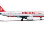 SONDAKİKA: 6 Ocak 2015 iptal olan AtlasJet seferleri