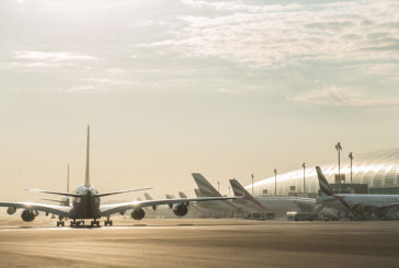 That's the breaking record! 3 days over 160K passengers welcomed DXB