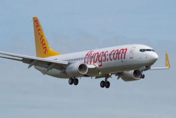 SON DAKİKA: 31 Aralık 2014 iptal olan Pegasus seferleri