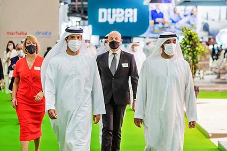 Arabian Travel Market 2021 Exhibiton Tour
